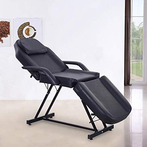 Ohana Facial Massage and Tattoo Adjustable Chair