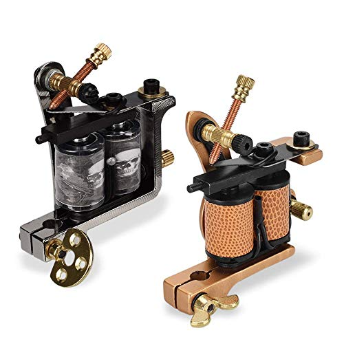 Atomus Coil Tattoo Machine Liner and Shader Kit