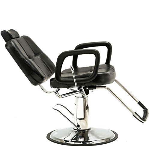 Artist Hand Hydraulic Recline Chair for Tattoo Artists