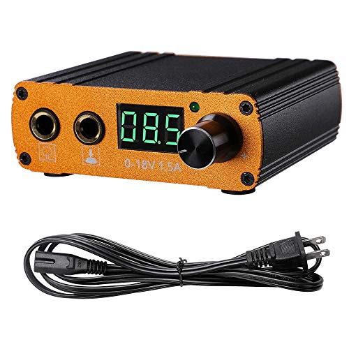 Hawink Tattoo Power Supply with Digital LCD