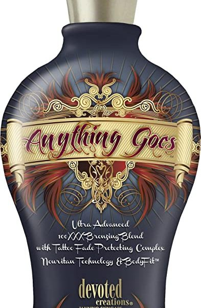 Best Tanning Lotions for Tattoos
