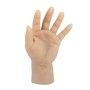 ITATOO Practice Fake Hand of Silicone Material