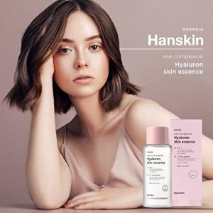 Hanskin Real Complexion Hyaluronic Skin Essence